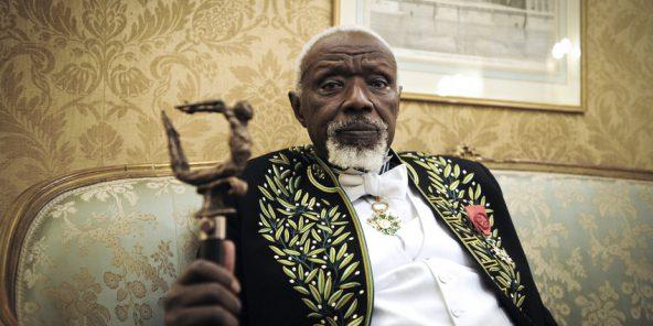 Ousmane Sow, premier Noir à l'Académie française des Beaux-Arts
