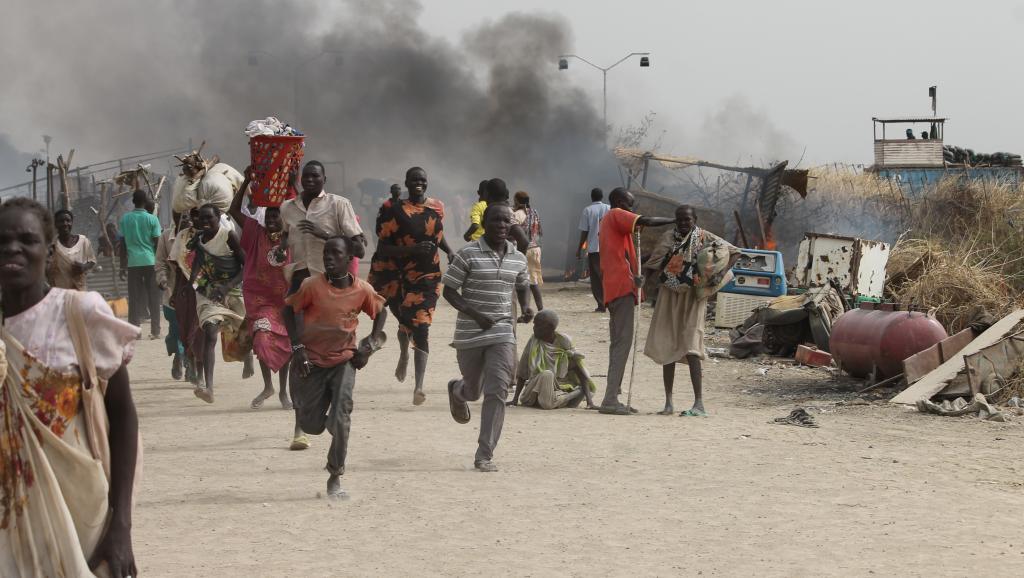 URGENT Soudan du Sud: un «nettoyage ethnique en cours» dans plusieurs régions du pays selon des experts de l'ONU