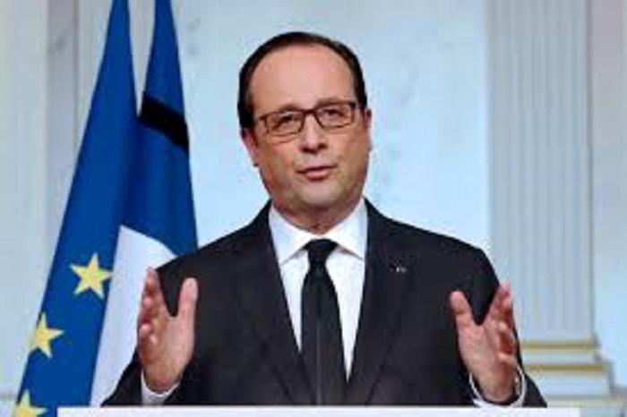 """""""J'ai décidé de ne pas être candidat à l'élection présidentielle"""", François Hollande"""