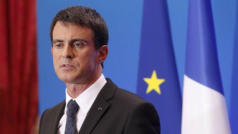 """Hollande renonce à un second mandat : Valls salue """"le choix d'un homme d'Etat"""""""
