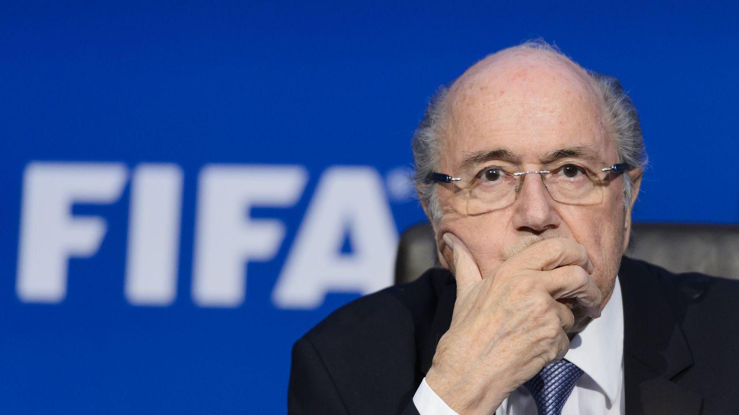 FIFA: suspension de six ans maintenue par le TAS pour Blatter