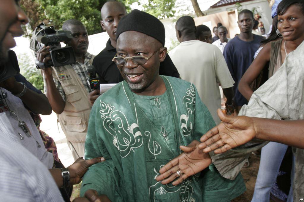 Urgent - Gambie: Oussainou Darboe et ses co-detenus libérés sous caution