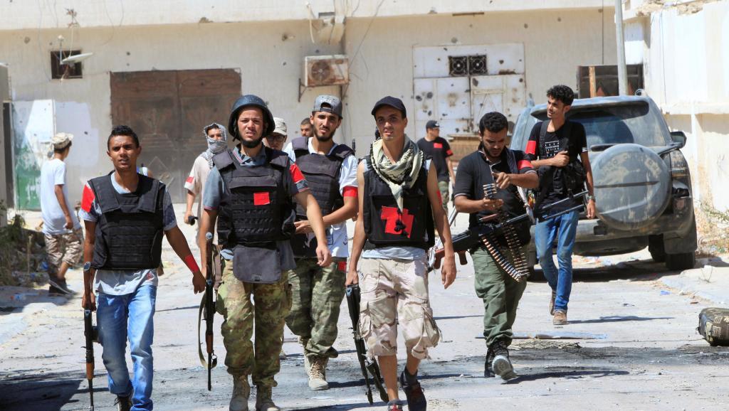 Libye: les forces gouvernementales poursuivent la sécurisation de Syrte