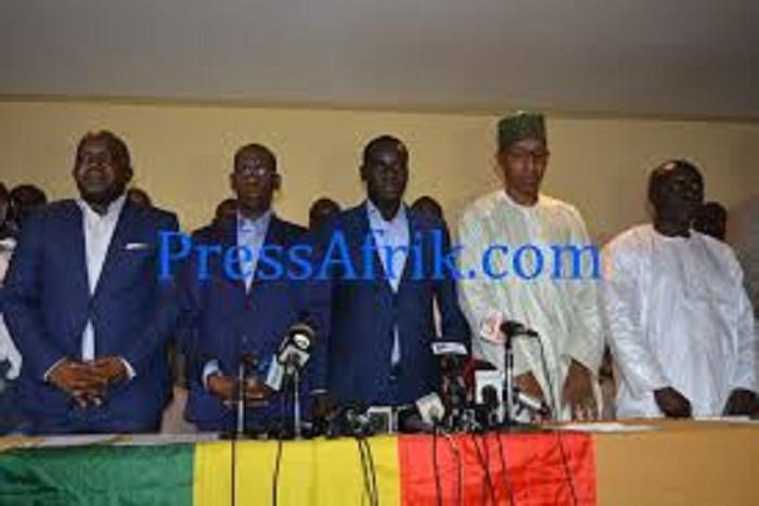 Lettre à Macky : Manko Wattu Sénégal remet sur la table l'affaire Pétro-Tim et le cas Aliou Sall