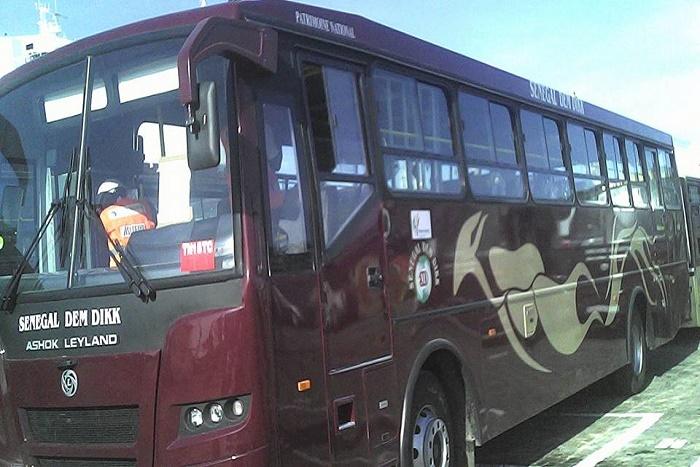 Transport interurbain : Podor a contemplé ses bus