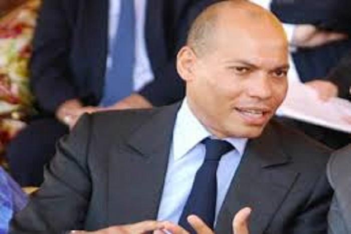 Karim  Wade : son retour annoncé au Sénégal pour les législatives de 2017