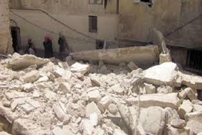 Effondrement d'un mur à Mermoz : la Descos dégage toute responsabilité