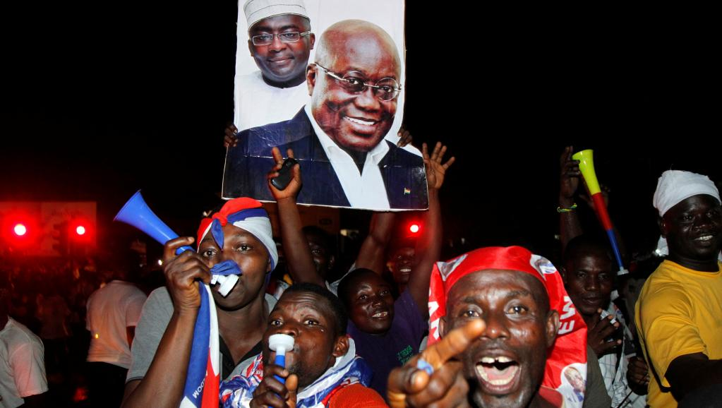 Nana Akufo-Addo président: une fois de plus, «une victoire du peuple ghanéen»