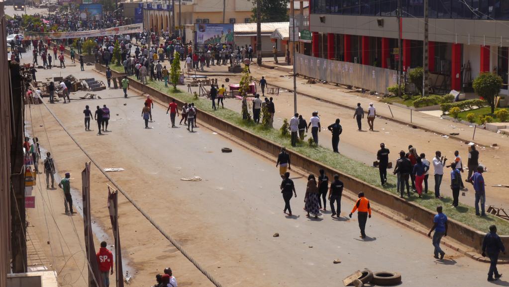Algérie: le calvaire des migrants expulsés vers Tamanrasset