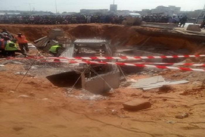 Urgent: un ouvrier de la CSE meurt sur le Pont de l'Emergence