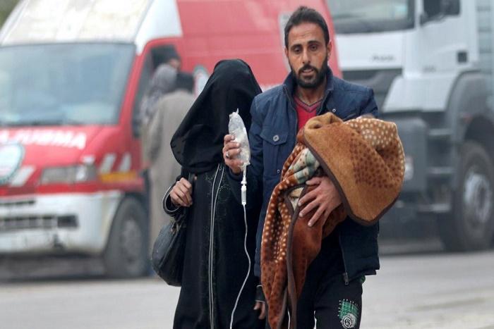 Syrie: l'évacuation des civils «suspendue» après la reprise des combats à Alep