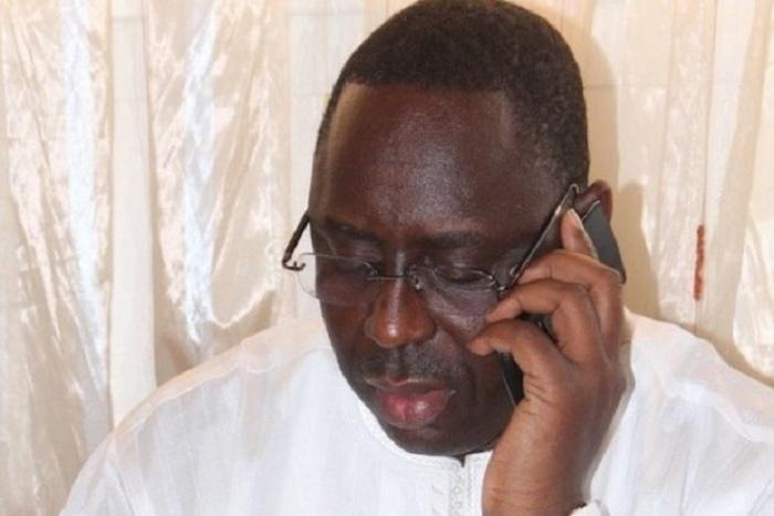 Des éléments sénégalais affectés à sa sécurité : Macky couve Barrow