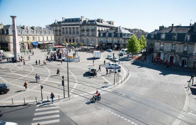 Bordeaux: l'homme battu par une jeune femme dans le tram est décédé