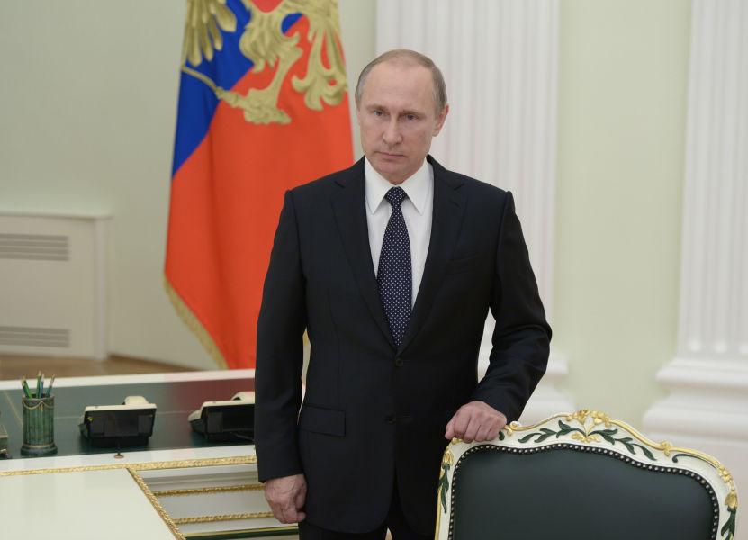 Classement Forbes: Poutine, homme le plus puissant du monde devant Trump