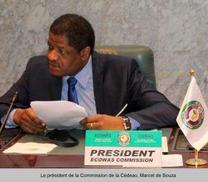 Burkina Faso: la CEDEAO condamne les attaques perpétrées contre le GFAT
