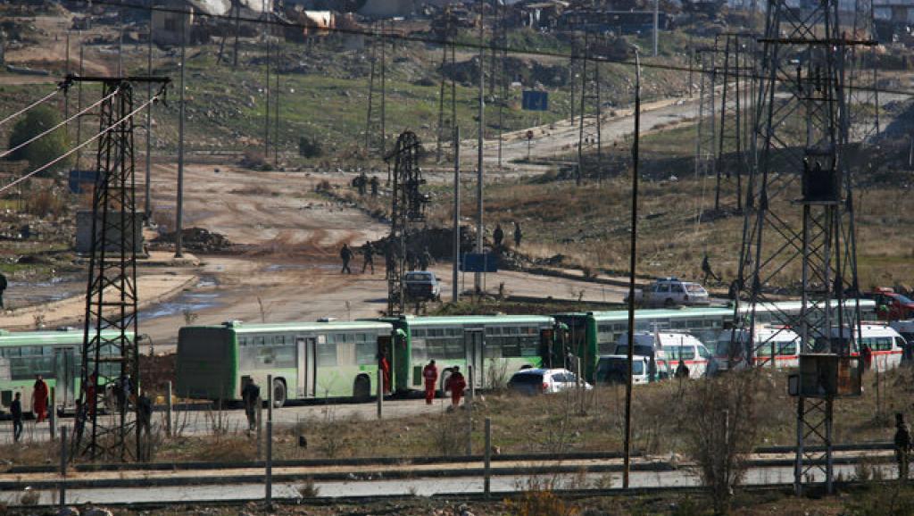 Syrie: le temps presse à Alep