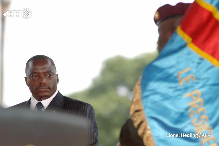 RDC: Kabila, président jeune et secret interdit de nouveau mandat