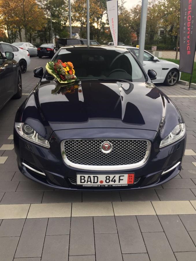 Les images de la nouvelle voiture de Cheikh Béthio Thioune