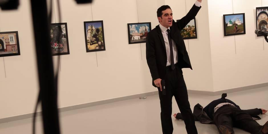 Turquie: l'ambassadeur russe à Ankara tué par balle
