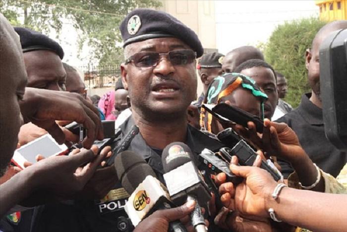 Terrorisme: le DGPN, Oumar Maal sensibilise ses troupes
