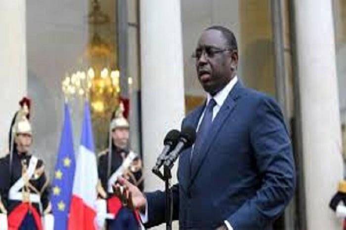 Macky Sall à l'Institut français du Pétrole et des Energies nouvelles (Vidéo)