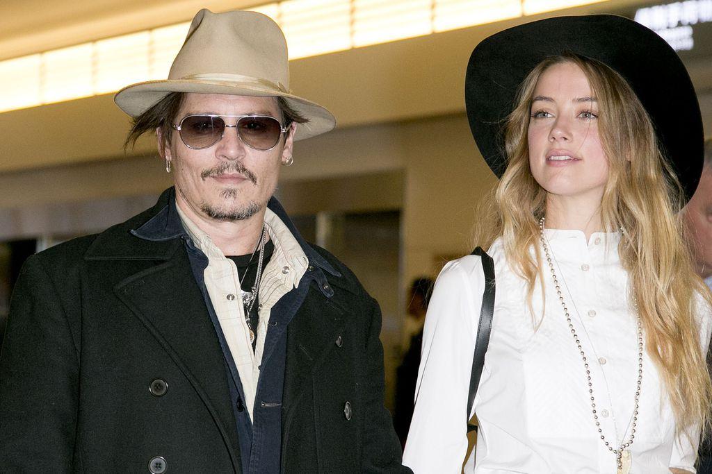 Johnny Depp réclame 100.000 dollars à Amber Heard
