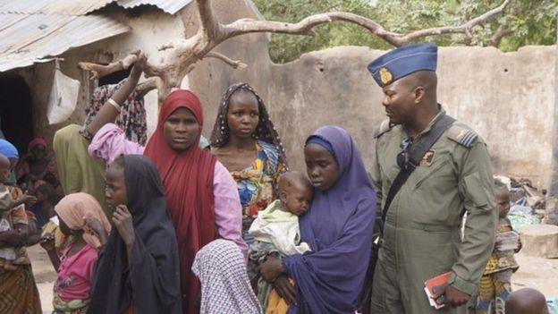 Nigéria : 1800 civils libérés de Boko Haram