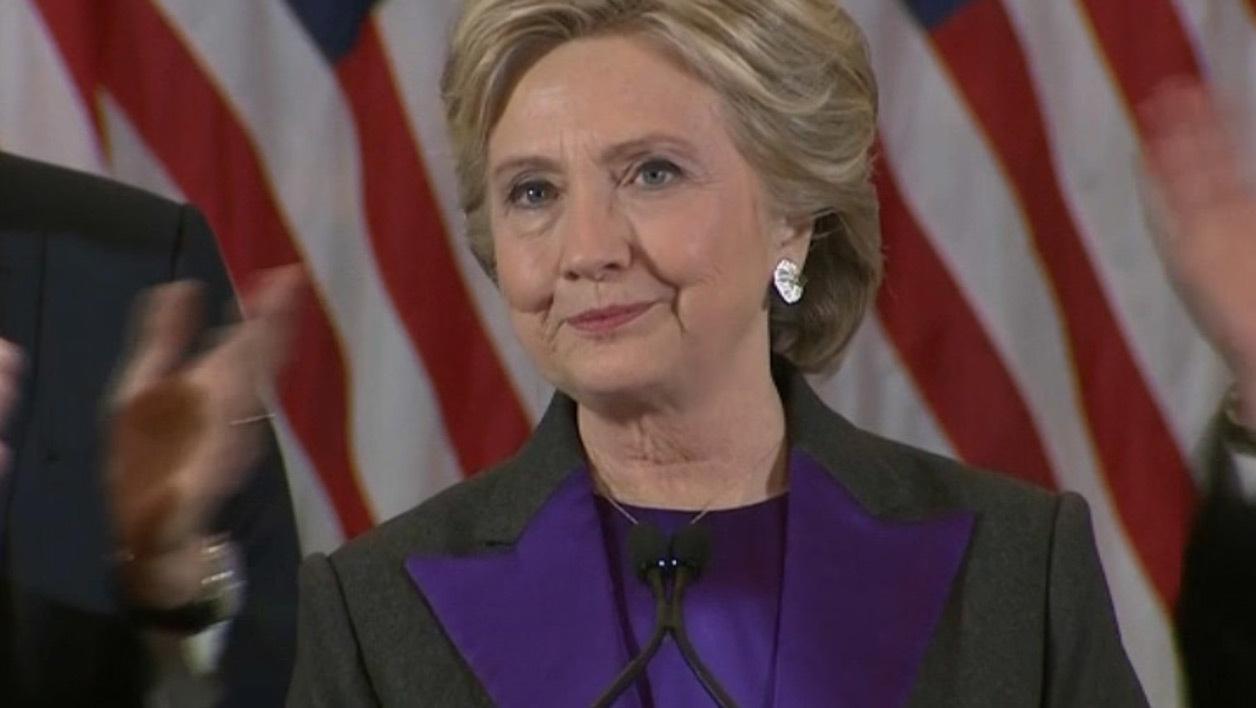 Présidentielle américaine: selon les résultats définitifs, Clinton devance Trump de près de 3 millions de voix