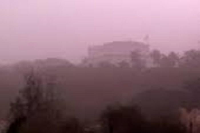 Climat : Dakar sous un voile de poussière rouge ce jeudi