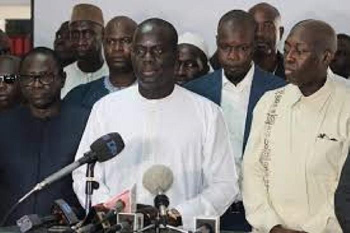Inscriptions sur les listes électorales : Manko Wattu Sénégal dénonce les lenteurs notées dans les inscriptions
