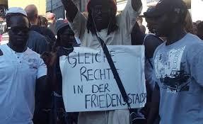 Contre leur rapatriement, des Sénégalais menacent d'assiéger l'Ambassade du Sénégal en Allemagne