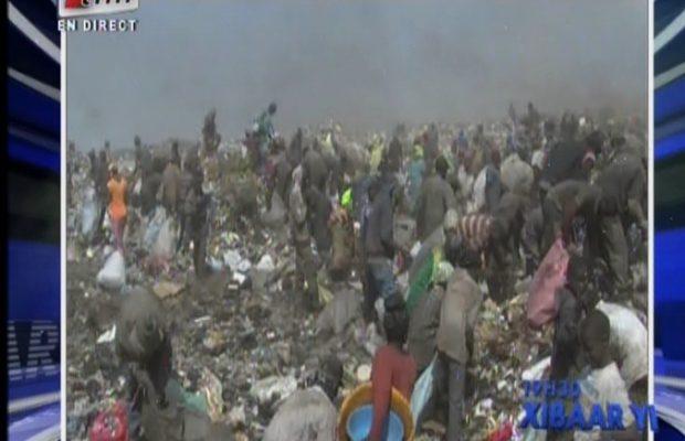 Incendie à Mbeubess: plusieurs personnes portées disparues, les sapeurs-pompiers sur place