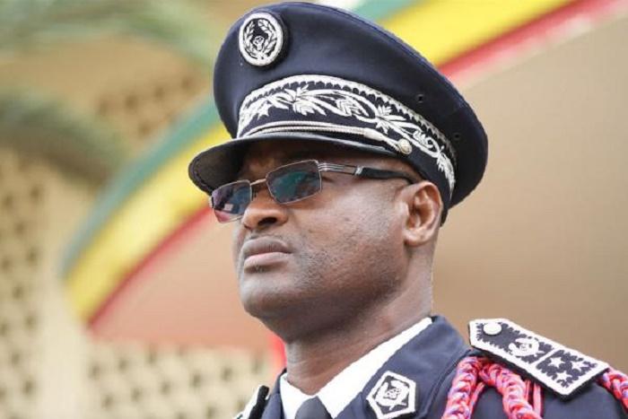 En tournée nationale: le Dg de la police se rend aux portes de la Gambie