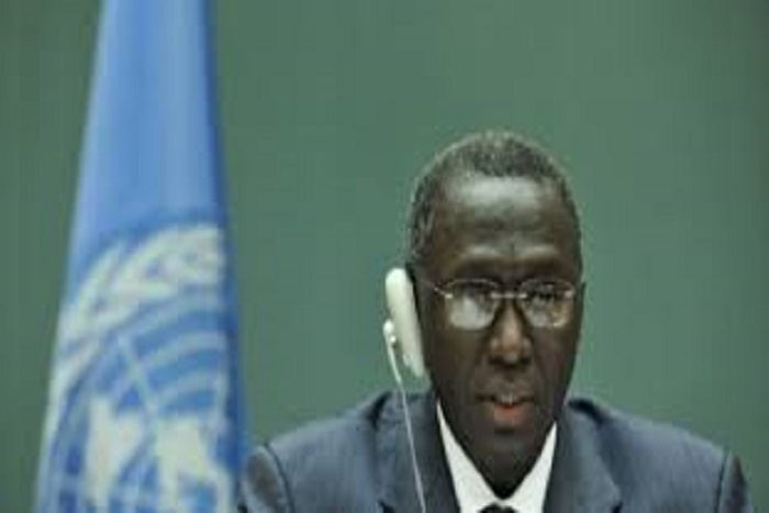 Arrêt de la colonisation à Jérusalem-Est: «Le Sénégal s'est trouvé du côté de la Justice et de la légalité internationale», Son excellence Fodé Seck à l'Onu