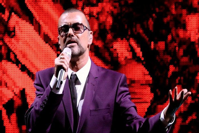 Mort du chanteur George Michael
