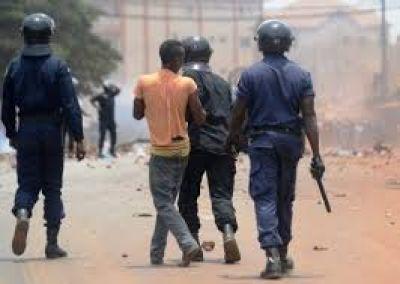 Manifestations contre la politique de Macky: 4 jeunes arrêtés à Fatick