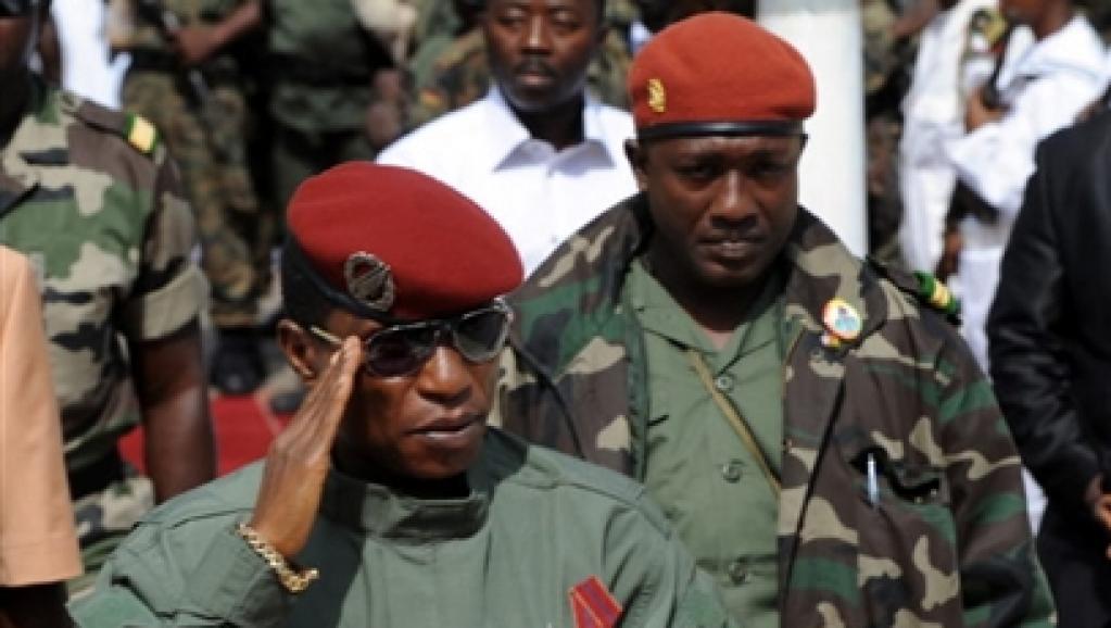 Le militaire guinéen Toumba Diakité entendu par le procureur à Dakar