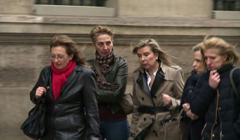 Hollande accorde sa grâce à Jacqueline Sauvage, immédiatement libérable
