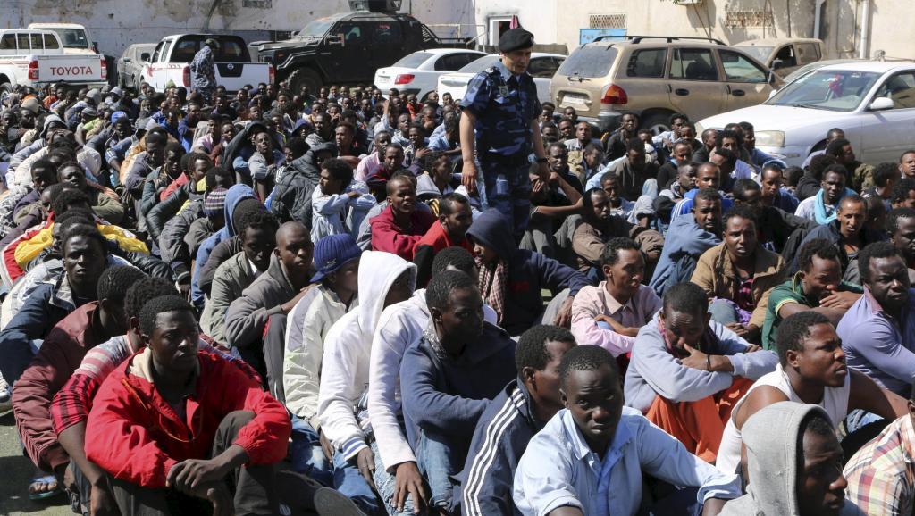 Face à la crise migratoire, la Libye demande l'aide de ses voisins et de l'UE