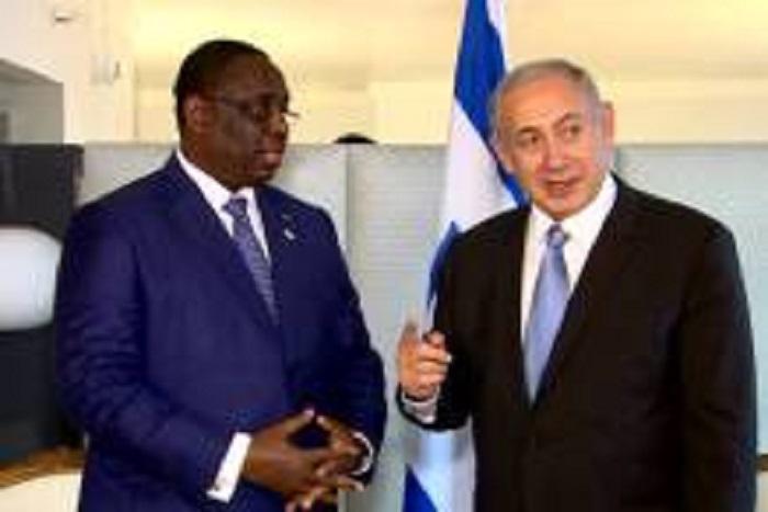 Rupture consommée entre le Sénégal et Israël