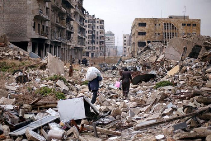 Syrie : Damas, Moscou, Ankara et l'opposition annoncent un accord de cessez-le-feu