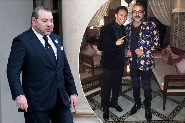 La photo du roi Mohammed VI qui fait le buzz au Maroc