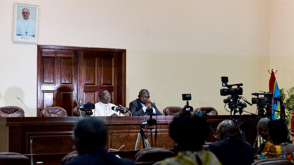 RDC: signature de l'accord par la majorité et l'opposition