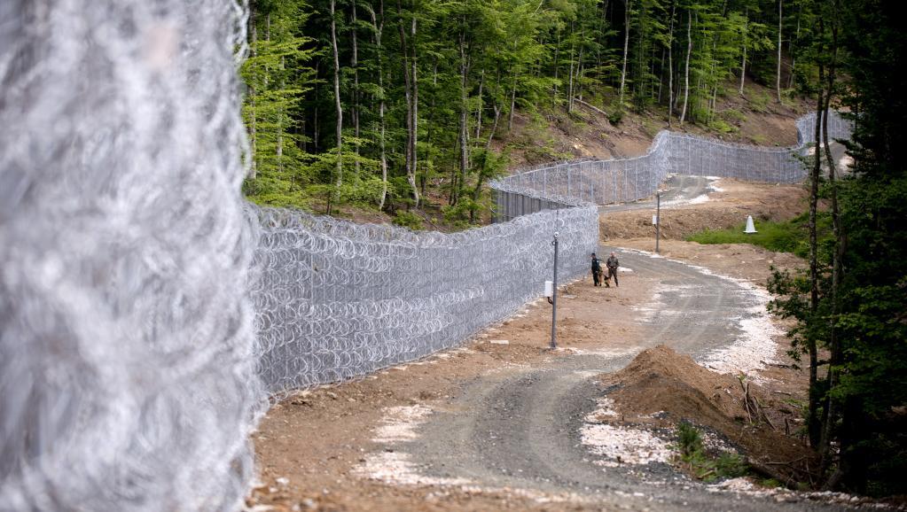 La frontière turco-bulgare, l'autre route des migrants vers l'Europe