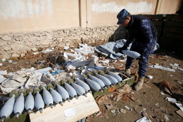 François Hollande en Irak prédit une «année de victoire contre le terrorisme»