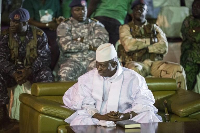 Crise en Gambie: Yaya Jammeh n'a pas quitté le palais, (proche d'Adama Barrow)