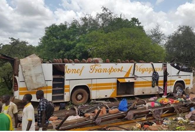 Mali : 14 morts et 12 blessés dans un accident à konobougou sur la route de Ségou