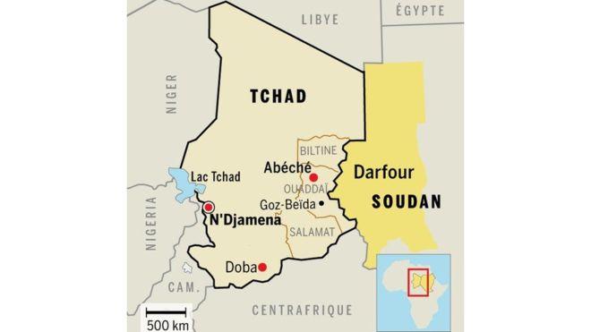 Tchad : fermeture des frontières avec la Libye