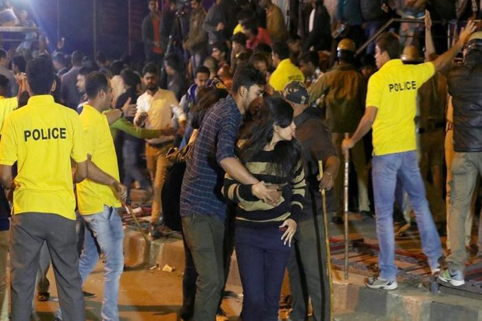 Inde: l'indignation des stars après des harcèlements sexuels lors du Nouvel An