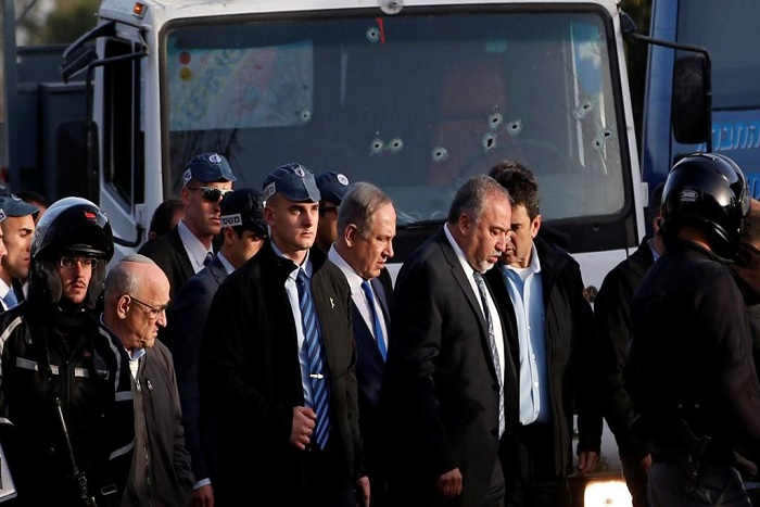 Après l'attaque au camion, Israël fait le parallèle avec Nice et Berlin